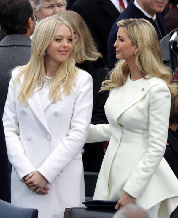 Tài sắc vẹn toàn nhưng 2 ái nữ nhà Tổng thống Donald Trump cũng có lúc bị từ chối tham dự dạ tiệc của giới siêu giàu - Ảnh 2.