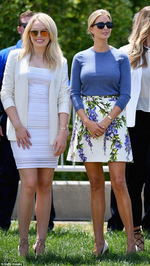 Tài sắc vẹn toàn nhưng 2 ái nữ nhà Tổng thống Donald Trump cũng có lúc bị từ chối tham dự dạ tiệc của giới siêu giàu - Ảnh 10.