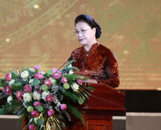 Nghệ An long trọng tổ chức lễ kỷ niệm 990 năm danh xưng - Ảnh 3.