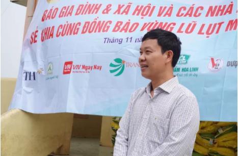 Ứng dụng tổng hợp tin tức VN Ngày Nay ủng hộ đồng bào Miền Trung bị lũ lụt - Ảnh 3.