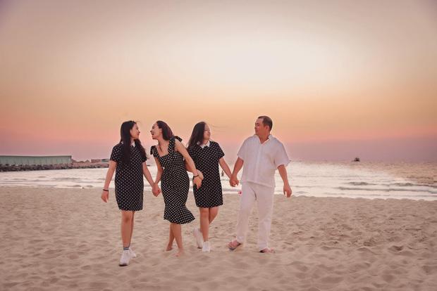 15 năm hôn nhân viên mãn của Minh Khang - Thuý Hạnh cùng hai cô công chúa đáng yêu - Ảnh 10.