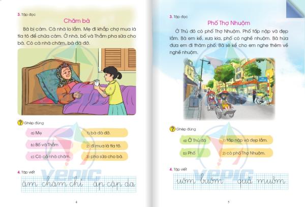 Chính thức phê duyệt những điều chỉnh trong sách Tiếng Việt lớp 1 bộ sách Cánh Diều - Ảnh 4.
