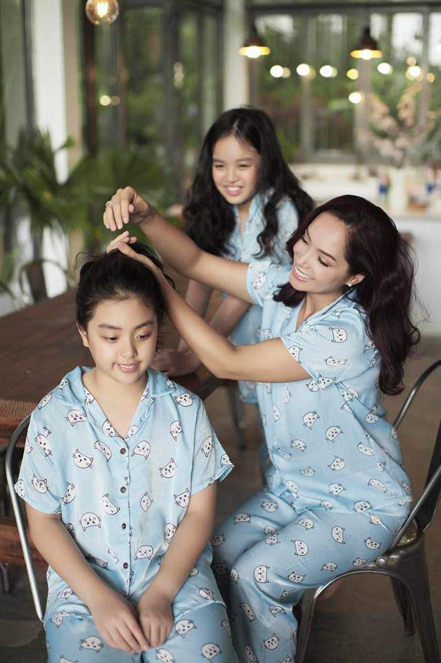 15 năm hôn nhân viên mãn của Minh Khang - Thuý Hạnh cùng hai cô công chúa đáng yêu - Ảnh 6.