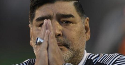 Dấu hiệu bất thường trước khi qua đời của cậu bé vàng Maradona - Ảnh 2.