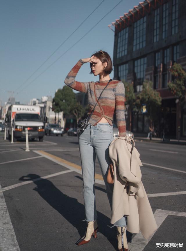 Áo len mà diện cùng 4 kiểu quần này thì hoàn hảo, ai cũng phải khen sao bạn mặc đẹp thế - Ảnh 4.