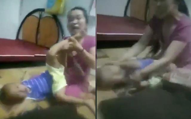 Xác minh thông tin bé trai bị mẹ cột dây vào cổ, bạo hành dã man  - Ảnh 3.