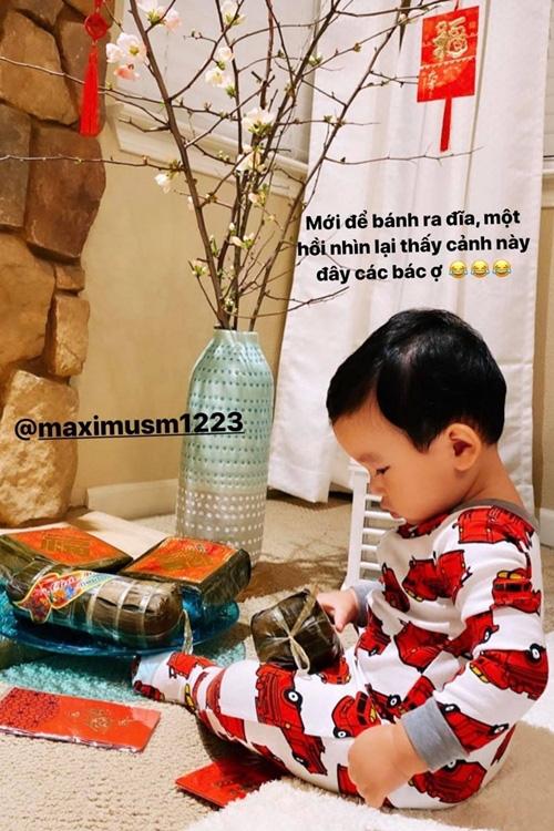 Con trai của hoa hậu Phạm Hương - Ảnh 5.