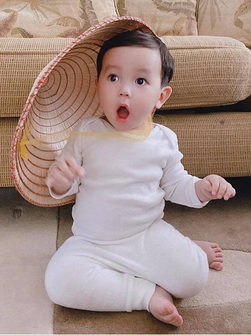 Con trai của hoa hậu Phạm Hương - Ảnh 6.