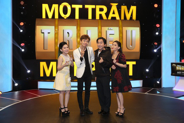 Kim Tử Long rủ vợ và con gái nuôi tham gia gameshow trí tuệ - Ảnh 5.