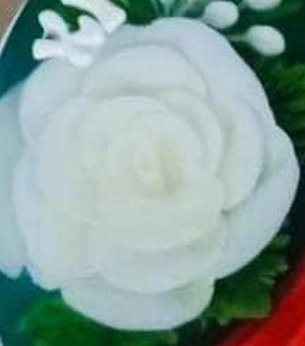Ăn bánh thạch 3D hoa hồng cho ngày lễ Tình nhân năm nay - Ảnh 2.