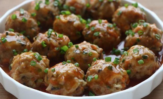 Thịt viên rau củ ít thịt nhiều rau không ngấy mà ngon hết sảy - Ảnh 9.