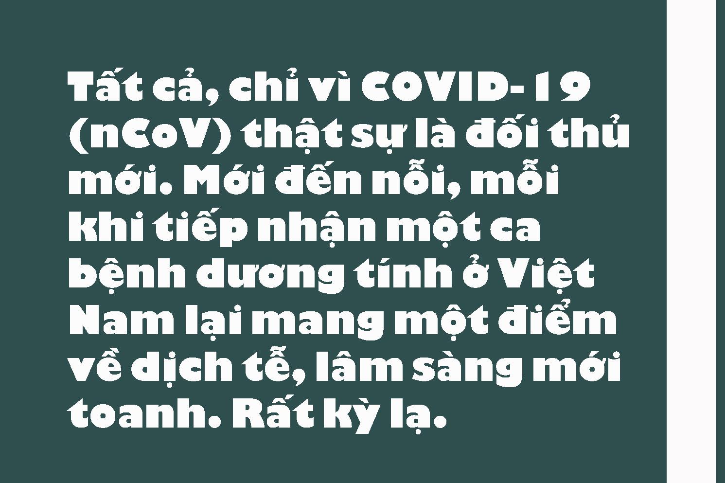Khoảng lặng COVID-19: 15 ngày xa vợ, 15 ngày làm gà công nghiệp của bác sĩ Hùng - Ảnh 6.
