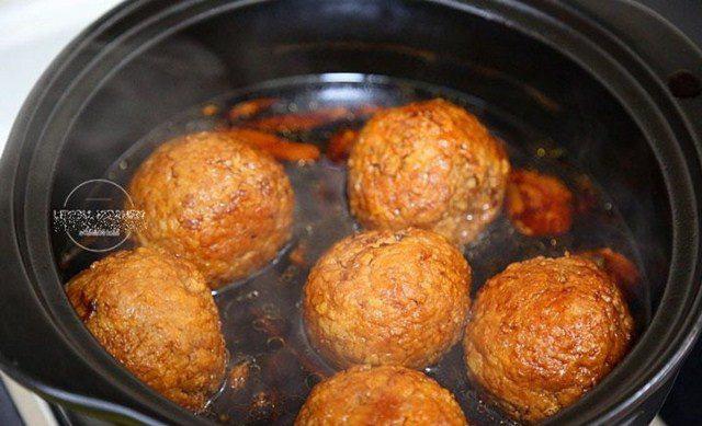 Trứng luộc bọc thịt băm, món mới khiến cả nhà thích mê - Ảnh 14.