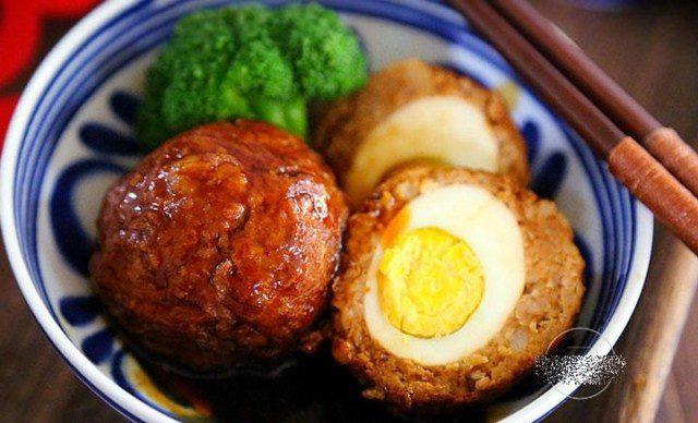 Trứng luộc bọc thịt băm, món mới khiến cả nhà thích mê - Ảnh 17.