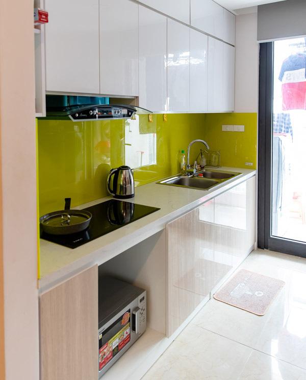 Bảo Thanh khoe góc bếp trong nhà mới chứng tỏ thu nhập không phải dạng vừa đâu - Ảnh 9.