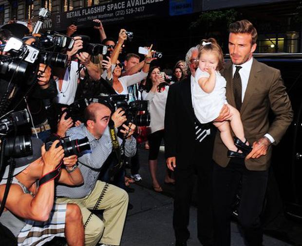 Con gái David Beckham: Sống trong nhung lụa từ thuở bé, lớn lên xinh đẹp hút hồn - Ảnh 2.
