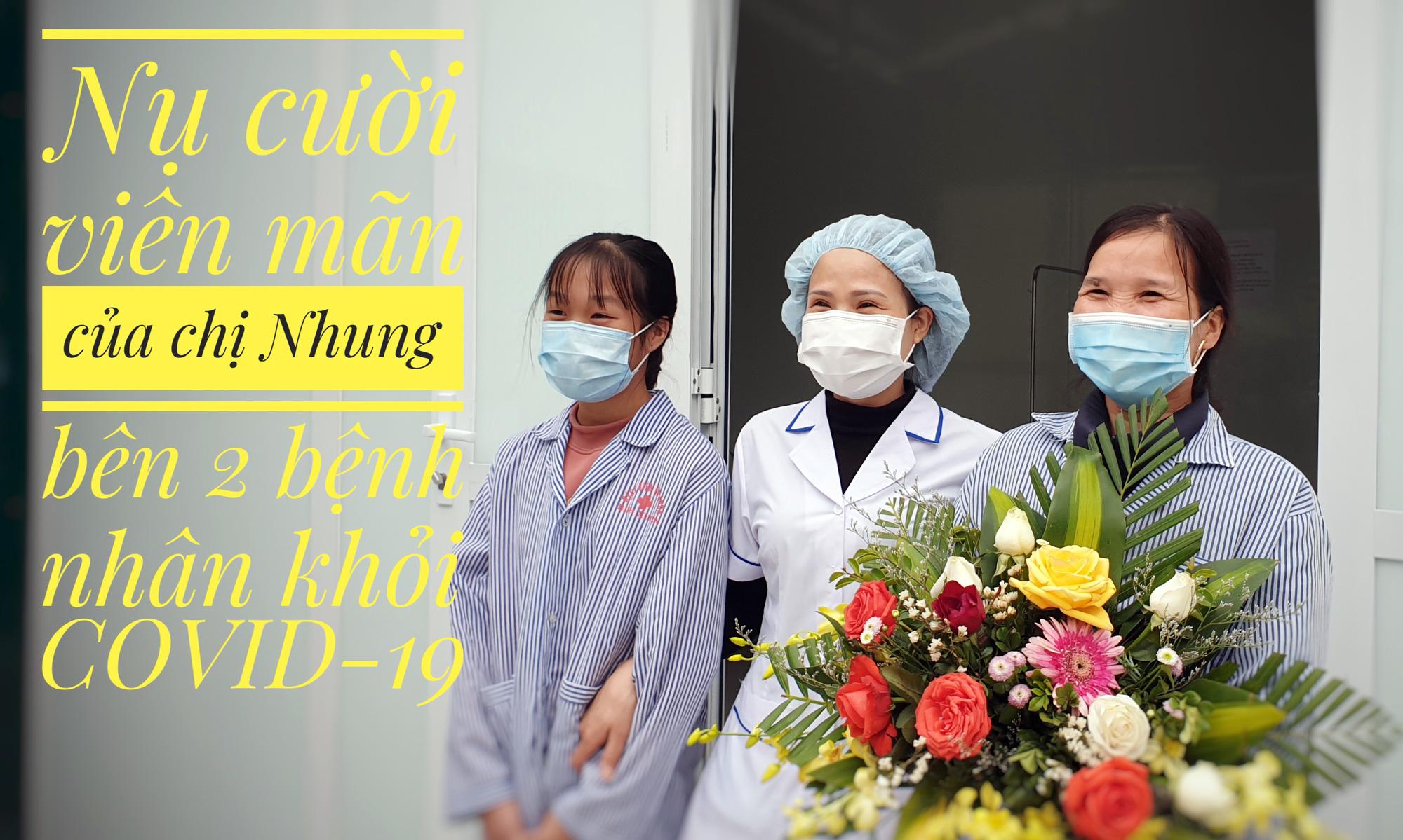 Nữ điều dưỡng ở tâm dịch COVID-19 và những ngày chỉ được hôn gió con từ xa - Ảnh 4.