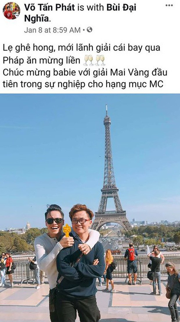 Bạn trai tin đồn kém 17 tuổi của MC Đại Nghĩa là ai? - Ảnh 4.