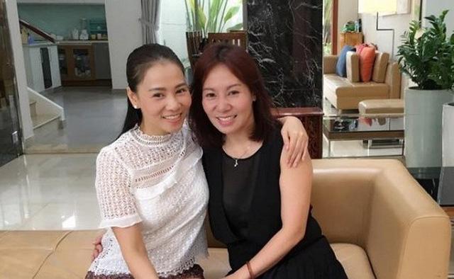 Chị gái Việt kiều hơn 8 tuổi trẻ như sinh đôi với Thu Minh  - Ảnh 5.