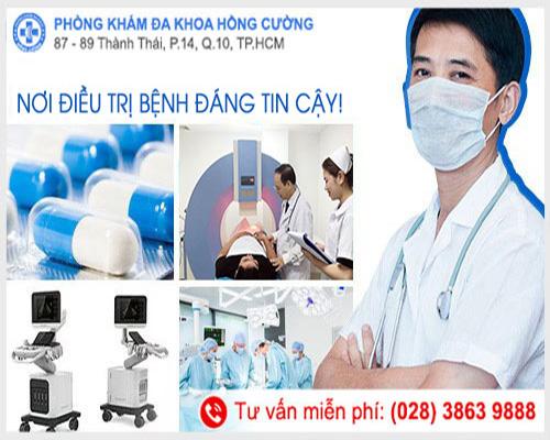 Phòng khám đa khoa Hồng Cường: Đảm bảo chất lượng, tạo dựng niềm tin - Ảnh 2.