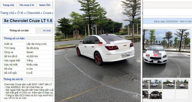 Nhiều mẫu xe cũ đồng loạt hạ giá xuống dưới 400 triệu đồng vì quá ế  - Ảnh 6.