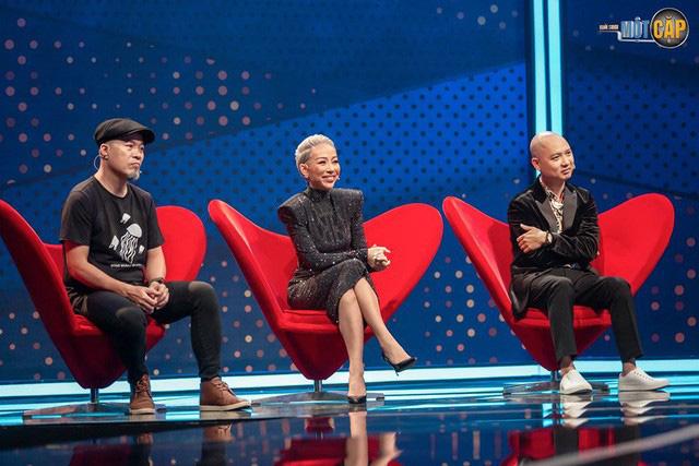 Trời sinh một cặp: MC Thu Hoài nhận điểm 10 từ giám khảo với mashup Bánh trôi nước - Túy âm - Ảnh 2.