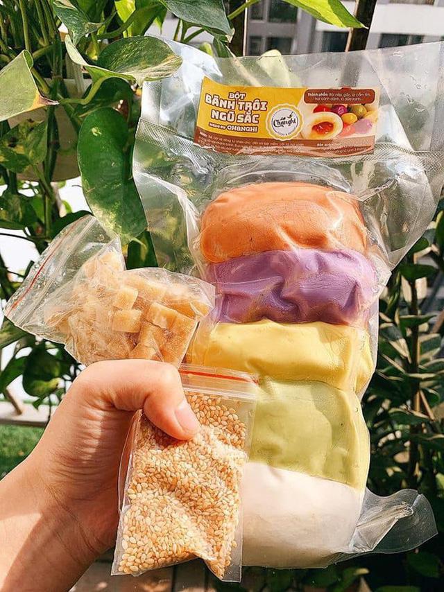 Thị trường bánh trôi bánh chay Tết Hàn thực năm nay có gì lạ? - Ảnh 2.