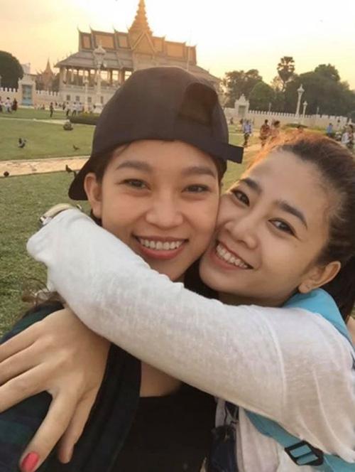 Tình bạn 10 năm của Mai Phương và Trương Bảo Như - Ảnh 2.