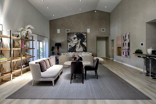 10 căn phòng khách có cách bài trí khiến người khác phải học tập  - Ảnh 2.