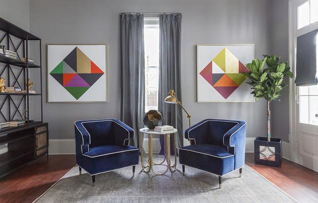 10 căn phòng khách có cách bài trí khiến người khác phải học tập  - Ảnh 6.