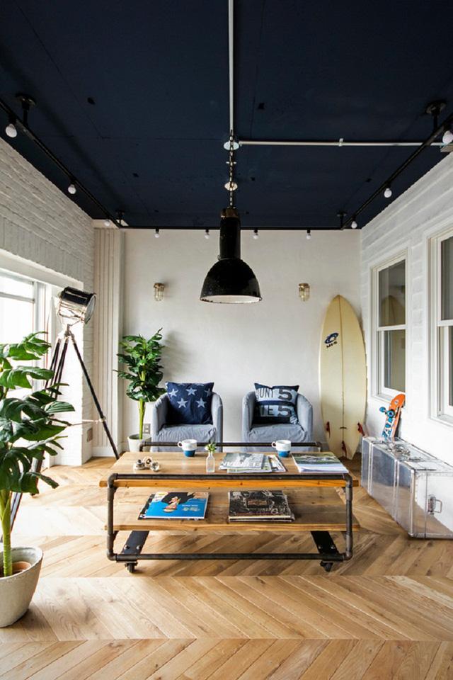 10 căn phòng khách có cách bài trí khiến người khác phải học tập  - Ảnh 8.