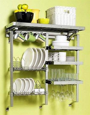 Bạn sẽ tiếc nếu bỏ qua 10 cách lưu trữ cực thông minh này để nhà bếp luôn gọn đẹp - Ảnh 4.