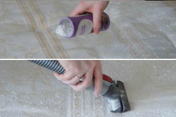 Rắc đầy muối nở lên thảm trải sàn, biết công dụng rồi chị em nào cũng muốn thử - Ảnh 4.