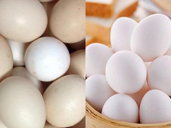 Mất 3 giây nhìn vào đặc điểm này của trứng gà: Biết ngay đâu là quả tươi, quả nào bị ngâm hóa chất, tẩy trắng - Ảnh 2.