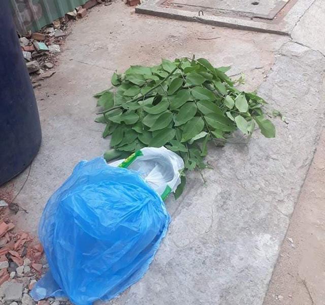 Bé trai mới sinh còn nguyên dây rốn bị bỏ trong thùng rác  - Ảnh 2.