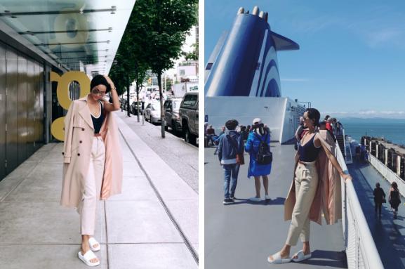 Hoa hậu H'Hen Niê biết chiêu này thì đôi giày cao gót gần 120 triệu đồng không làm chân đau, sưng vù và phải đi dép tổ ong ra đường - Ảnh 2.