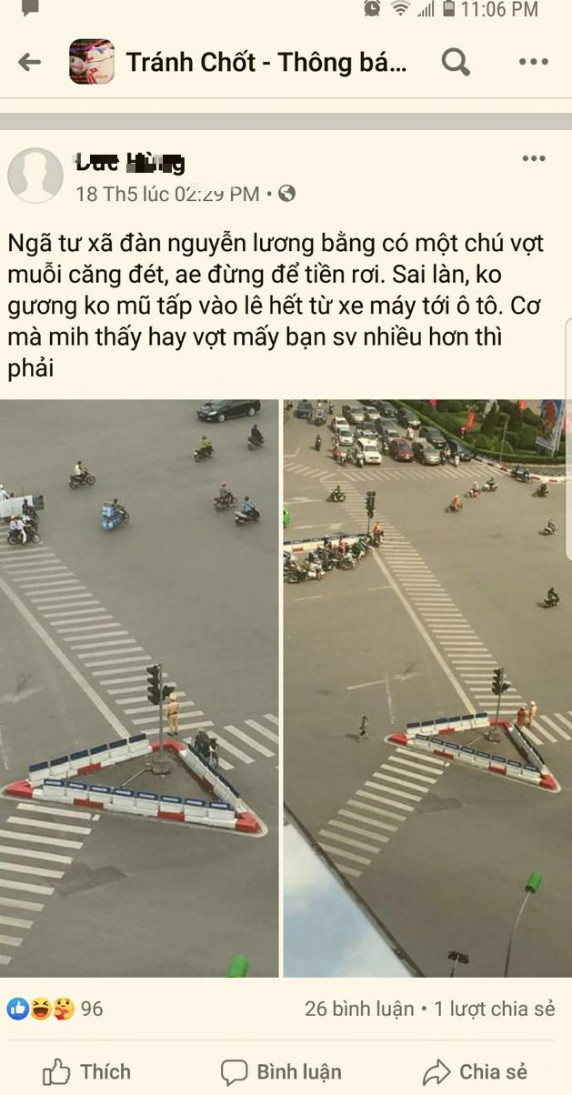 Mạng xã hội xôn xao lập fanfage mách nhau trách chốt kiểm soát của cảnh sát giao thông - Ảnh 6.