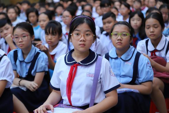 7 trường công lập hot nhất Hà Nội công bố chi tiết thông tin tuyển sinh vào lớp 6 hệ song bằng - Ảnh 4.