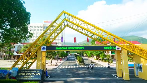 Chủ tịch tỉnh Quảng Ninh kiêm nhiệm Hiệu trưởng ĐH Hạ Long: Chưa từng có tiền lệ - Ảnh 2.