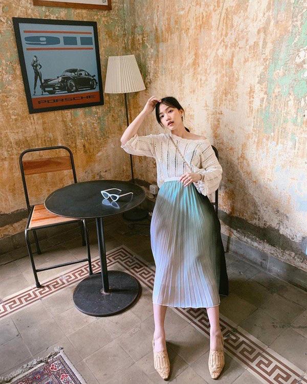 Chọn đúng kiểu chân váy giấu đùi cột đình hoàn hảo, nàng công sở tự tin khoe vóc dáng - Ảnh 16.
