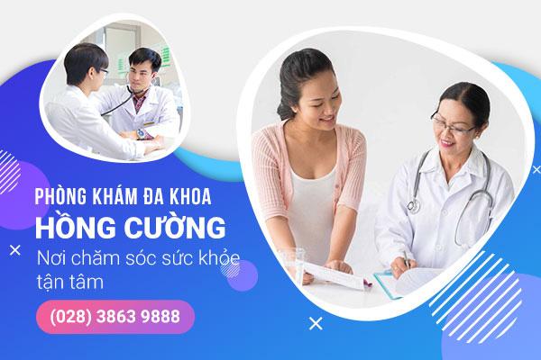 Phòng khám đa khoa Hồng Cường - giỏi chuyên môn, chuẩn y đức - Ảnh 3.