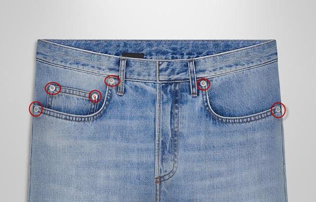 99% người mặc quần jeans không hề biết công dụng của những chiếc khuy thừa được bấm trên quần - Ảnh 3.