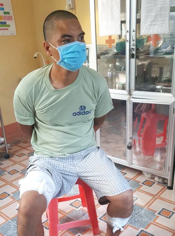 Vụ vợ chồng người bán đậu ở Hải Dương bị truy sát: Hơi ấm tình người từ nỗi đau thương - Ảnh 7.
