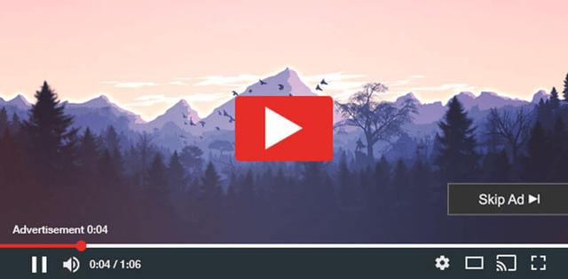 Mẹo đơn giản để không bị quảng cáo làm phiền khi xem video trên Youtube  - Ảnh 1.