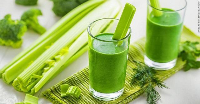 Nước ép cần tây không chỉ giảm cân, đây mới là 5 công dụng tuyệt vời cho sức khỏe - Ảnh 2.