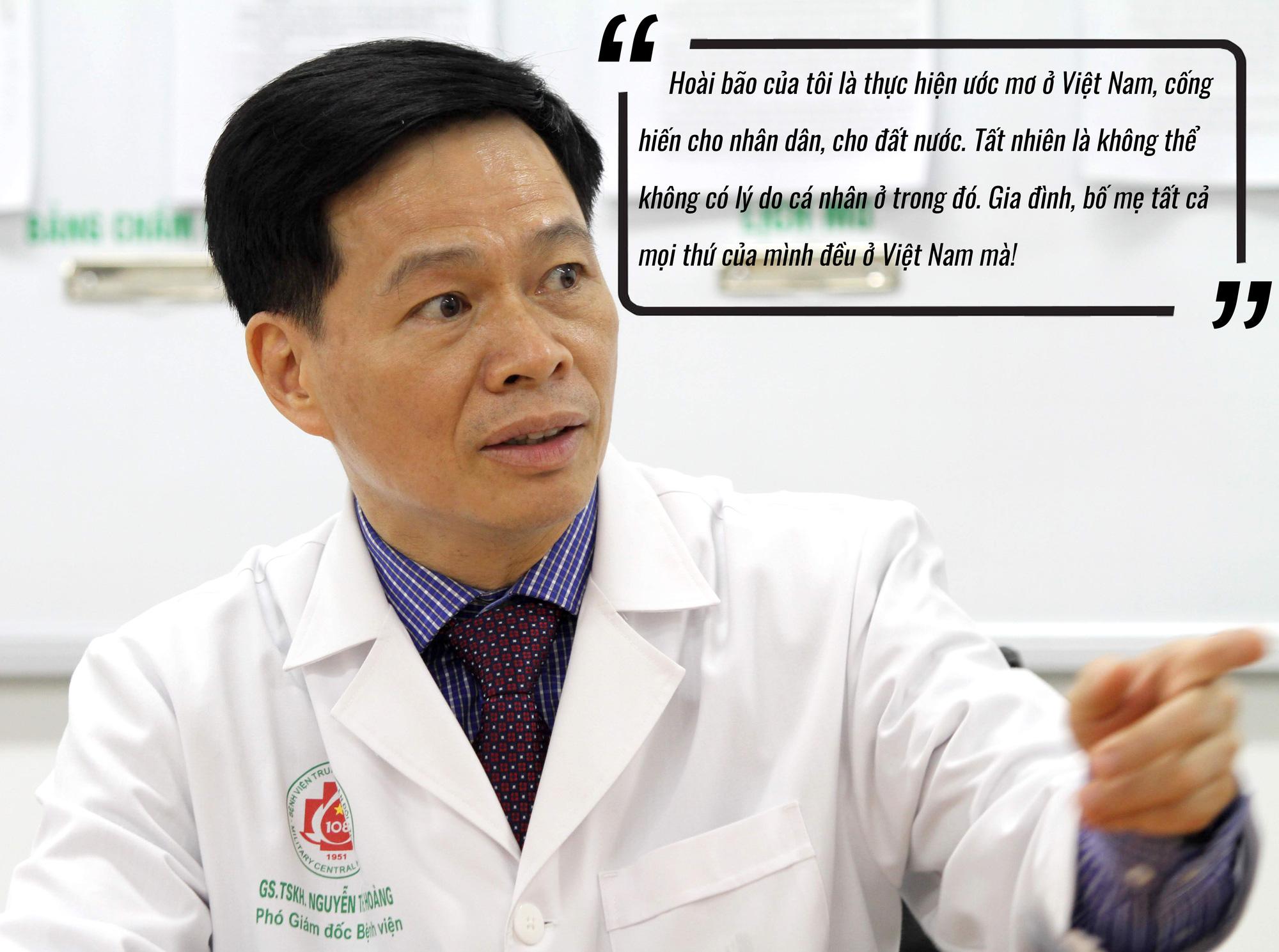 Kỳ tích bác sĩ Việt: Chuyện chưa kể về ca ghép chi đầu tiên trên thế giới từ người cho còn sống - Ảnh 13.