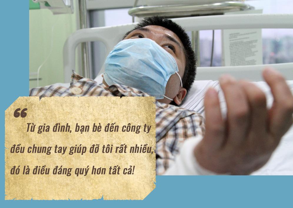 Kỳ tích bác sĩ Việt: Chuyện chưa kể về ca ghép chi đầu tiên trên thế giới từ người cho còn sống - Ảnh 4.