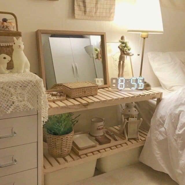 Với 2 triệu đồng, bạn đã có thể mua 9 món đồ nội thất sau để set-up cho một phòng ngủ chuẩn Hàn Quốc  - Ảnh 18.