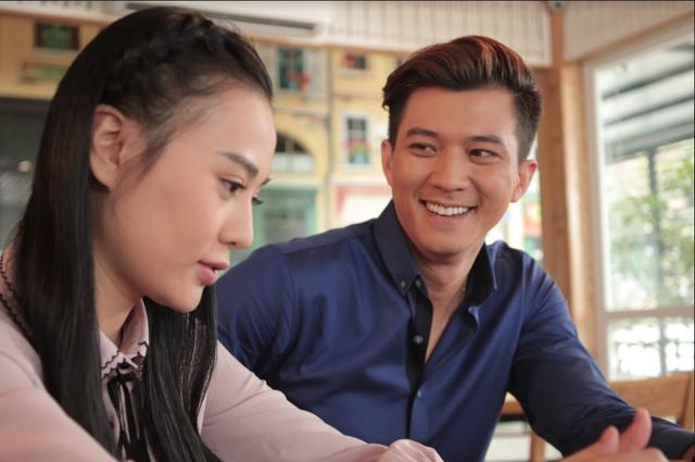 """Phương Oanh và Hà Việt Dũng nói gì khi lần 2 """"nên duyên màn ảnh? - Ảnh 1."""