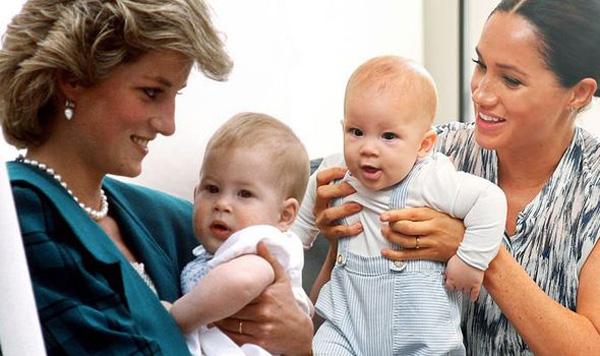 Dấu hiệu tâm lý bất thường của con trai Meghan Markle khiến dư luận tức giận so sánh cựu Công nương với mẹ chồng Diana - Ảnh 2.